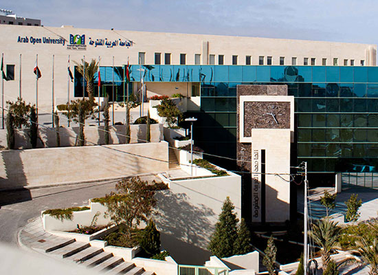 Arab Open University Jordan